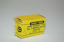 DINKY TOYS 14095 ONE DOZEN TYRES ORIGINAL EMPTY EXCELLENT BOX RARE SELTEN RARO!!