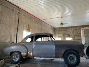 1949 Chevy Business Coupe project