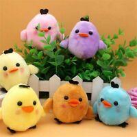 Bear Chicken String Pendant Plush Stuffed TOY DOLL Soft Plush Toys of Bouquet FG