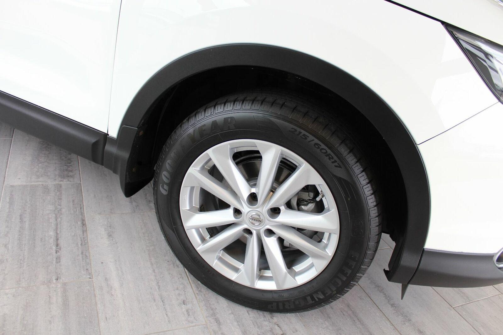 Nissan Qashqai 1,5 dCi 110 Acenta - billede 3