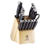 J.a. Henckels International Statement 15 Piece Knife Set With Block on sale