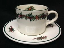 The Cellar O Tannenbaum Cup and Saucer