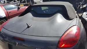 Image Is Loading 2006 2010 Pontiac Solstice Rear Deck Lid Trunk