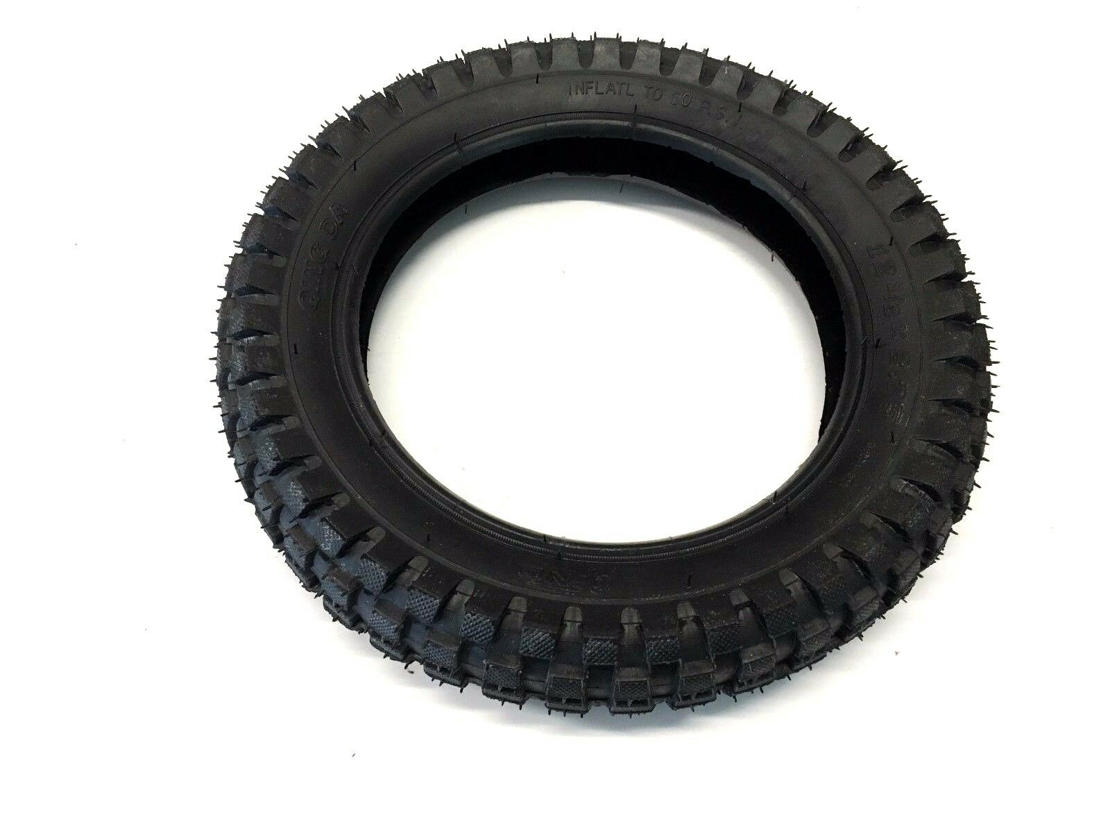 12.5x2.75 REPLACEMENT TIRE PIT BIKES DIRT BIKES RAZOR MX350 MX400 12 12 X 2 34