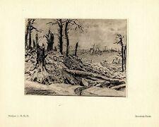 Es Gleissner 1.g. - r. - r. ancrebach-cuenca guerra pintor * era artist * 1.wk
