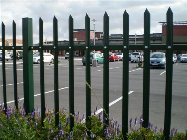 palisade, betaview, clearvu, nylofor, all types of fencing