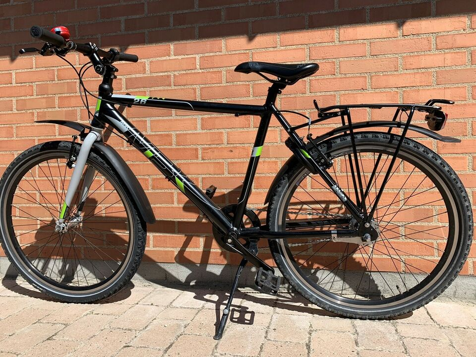 Drengecykel, classic cykel, MBK