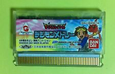 Digimon Tamors DIGIMON MEDLEY WonderSwan Color WS WSC Wonder Swan JAPAN USED