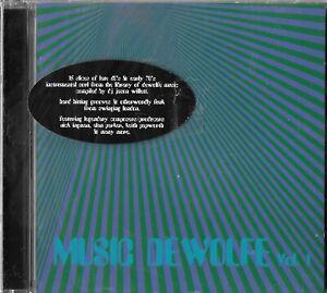 MUSIC DeWOLFE VOL. 1 OOP 2008 US CD British Library Music KPM