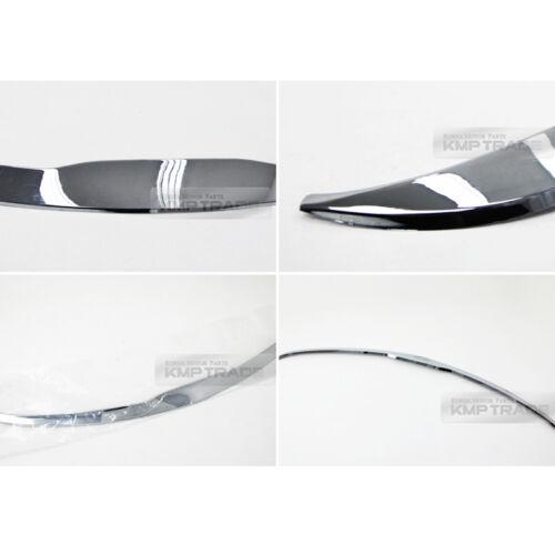 Chrome Rear Tail Gate Garnish Molding Trim C-151 for KIA 2011-2015 Sportage R