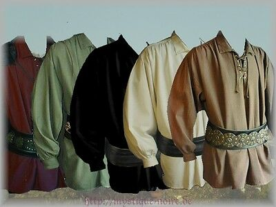 Medieval Trousers 6 Colours Reenactment SCA Larp  Nobleman Knight Landlord