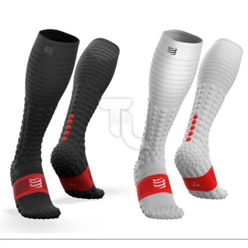 Compressport Full Sock Race Recovery Kompressionssocken Compression Laufen NEU