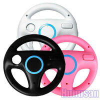 The Game Racing Steering Wheel for Nintendo Wii Mario Kart Remote Controller