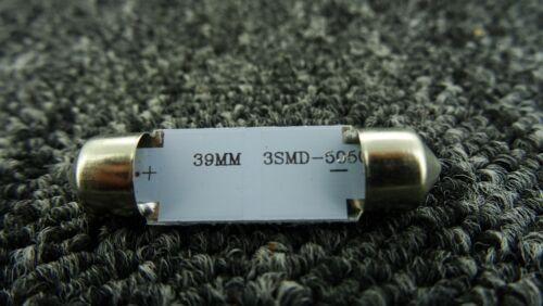 JAGUAR 39MM 5050 3 SMD LED Light Interior Lamp Bulb