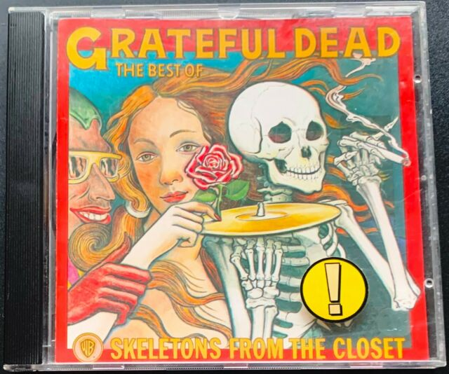 Best Of,The(Skeletons From The Closet von Grateful Dead (2005, Mastered1974)
