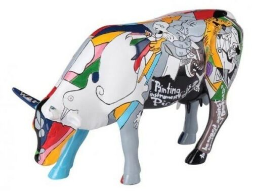 46755 Cowparade Kuh Large Picowso/'s School for the Arts