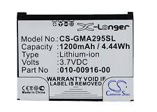 3.7V battery for Garmin Nuvi 295 295W Li-ion NEW