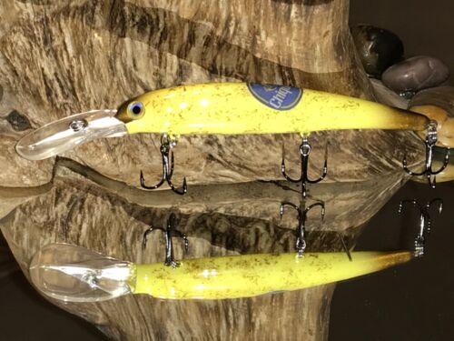 Custom Painted Bandit Walleye Deep diving lures crankbaits Just Ripe