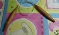 Bamboo Circular Knitting Needles 16 Us 17 (12.5mm)