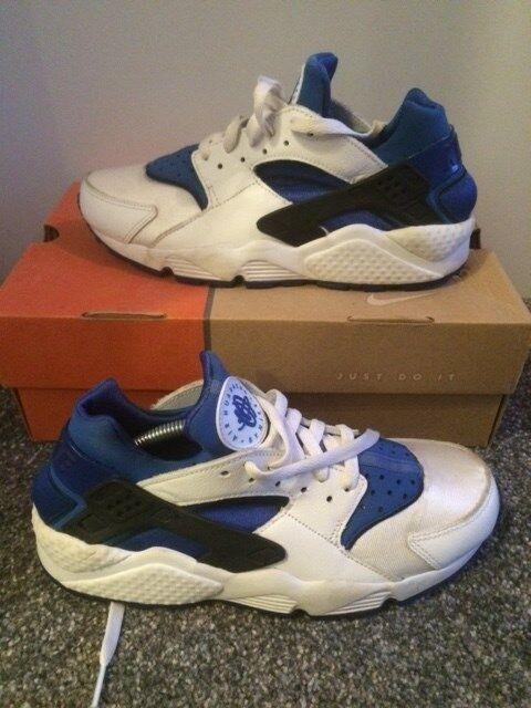 f49ccf4308551 Nike Hurache Hurache Hurache Metro Blue size 6.5 a66be8 - work ...