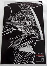 NEW Frank Miller's SIN CITY BIG DAMN / A DAME TO KILL FOR   2-Sided Promo Poster