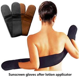 Back-Velvet-3in1-Self-Tanning-Mitt-Fake-Applicator-Gloves-Massage-Bath-Towel