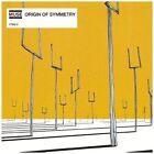 Muse Origin of Symmetry 2001 Alternative Rock Progressive Metal Music CD UK Ne