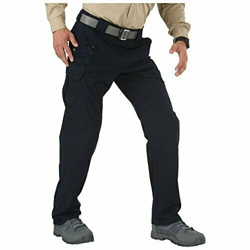 5.11 Men's Stryke EDC Pants w  Flex-Tac, Dark Navy, 30-30