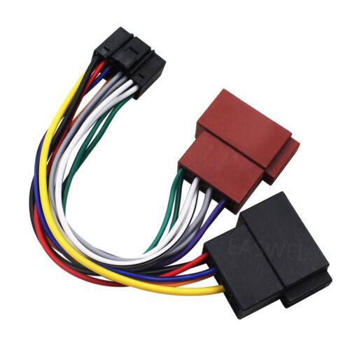 toimitilaa.fi ISO Wiring Harness Connector Adaptor Lead Loom Cable ...