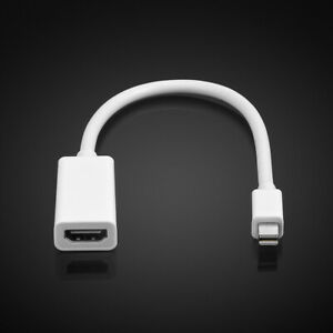 Mini-Display-Port-Thunderbolt-DP-To-HDMI-Adapter-Cable-For-Apple-Macbook-Pro-Air