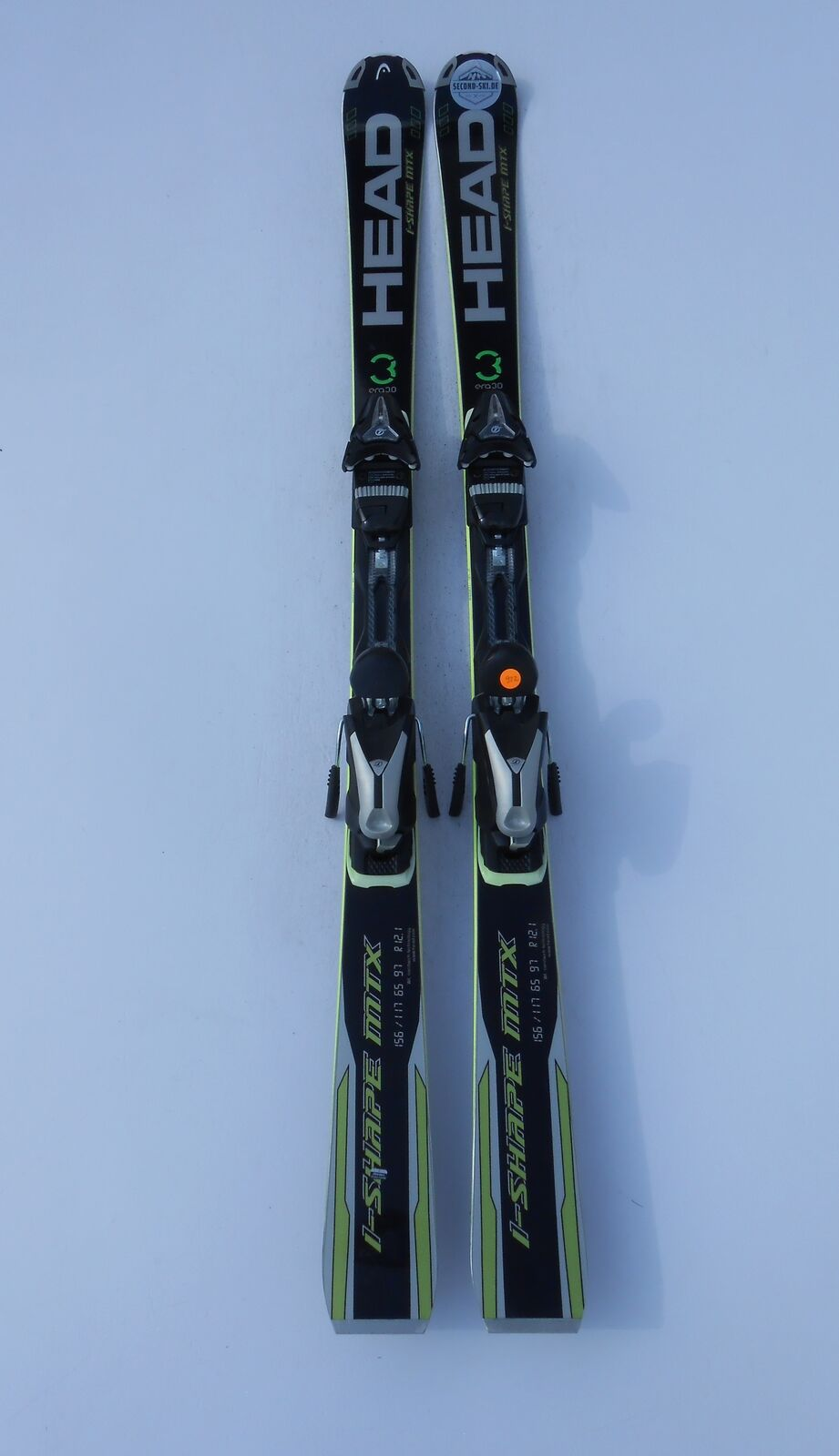 HEAD i.Shape MTX  Carving-Ski Länge 156cm (1,56m) inkl. Bindung   922