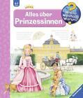 Alles über Prinzessinnen von Andrea Erne (2016, Ringbuch)