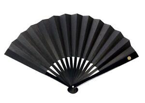 Japonais-Samurai-Guerre-Fan-Sakamoto-Ryoma-Tessen-Kaientai-Noir