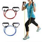 New Unisex Yoga Puller Rope Fitness Resistance Strength Training Elastic Band