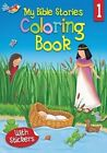 My Bible Stories Coloring Book 1 by Juliet David (Paperback / softback, 2013)