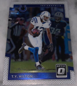 2017 Optic Non Auto TY T.Y. Hilton COLTS