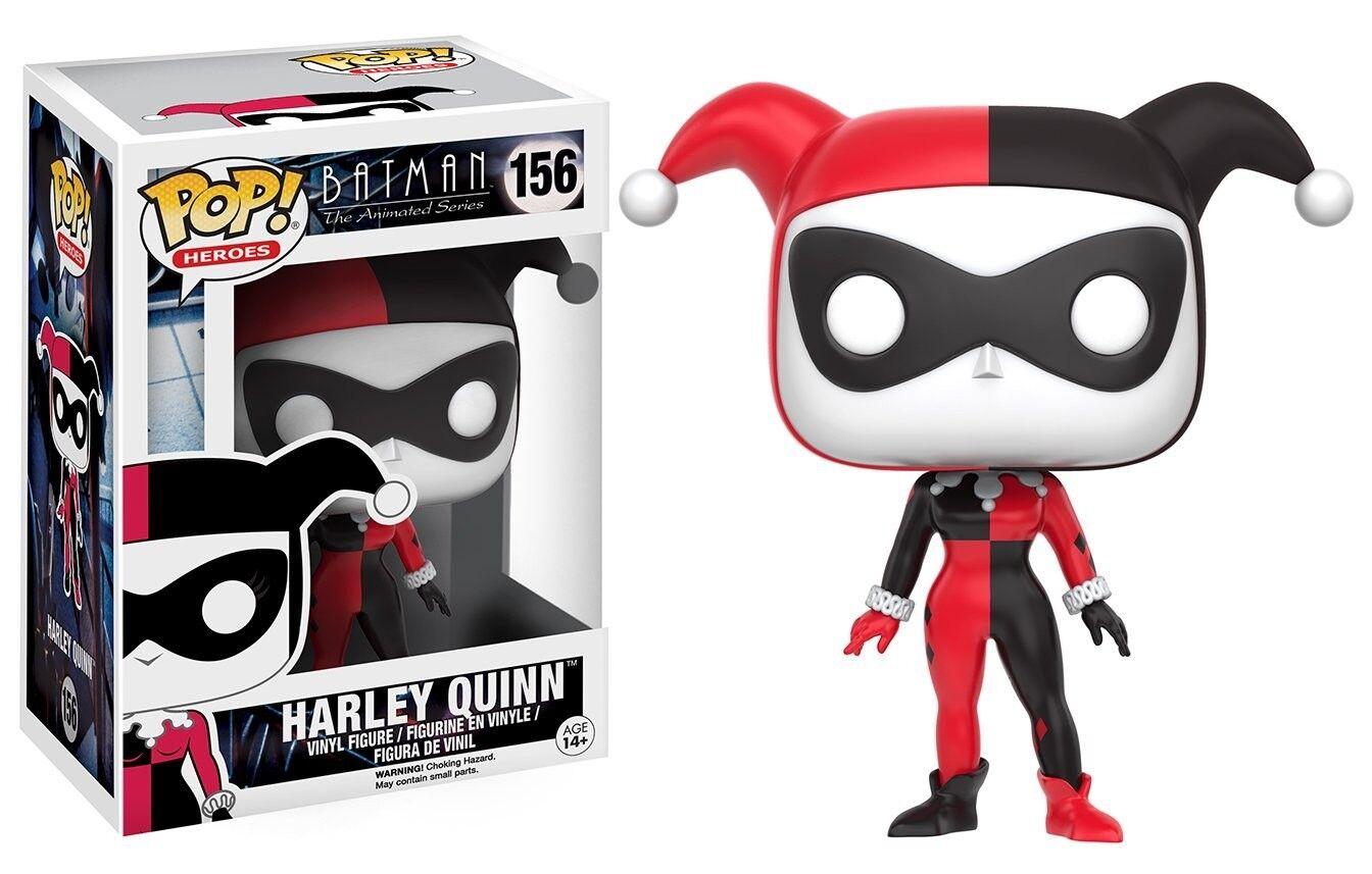 Funko Pop DC Comics Funko Pop BATMAN ANIMATA 11574  btas Harley Quinn Figura