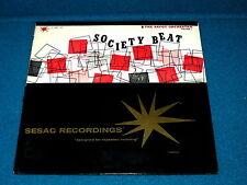 "Sesac : THE SAVOY ORCHESTRA ""Society Beat Vol. 1"" LP vinyl : N-4801/02 @ Jazz"