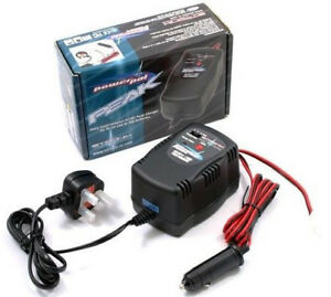 Etronix Powerpal Peak 2A Mains / 4A DC Hyper Delta Fast Charger (Tamiya Plug)