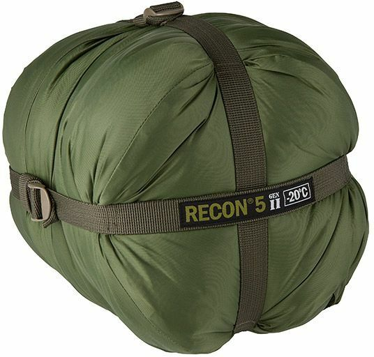 Elite Survival Systems Recon 5 Saco de dormir, Oliva, calificados para -4  Recon 5-OD