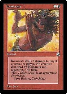 Mtg-1x-Incinerate-ICD-Legend-membership-Promo-non-foil-NM