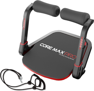Abs and Total Body Smart 8 min Workout Cardio Core Max PRO Resistance Bands