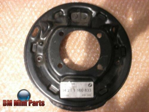 BMW E36 Compact Rear Left Drum Break Backing Plate 34211160833