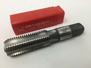 1set TR8 x 1.5  Trapezoidal Metric HSS Left Hand Thread Tap and die