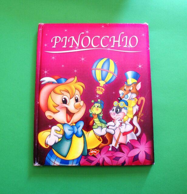 Carlo Collodi - Pinocchio - 1^ Ed. Joy Book 2004 - Favole - Ragazzi