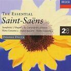 The Essential Saint-Saens (CD, Nov-1995, 2 Discs, Decca)