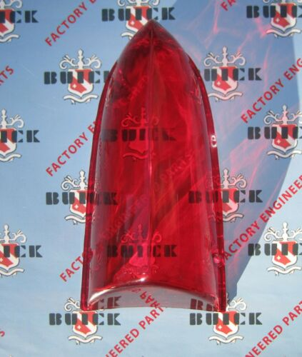 GUIDE 1956 Buick Tail Lamp Lens Special Century Super Roadmaster OEM #5946952