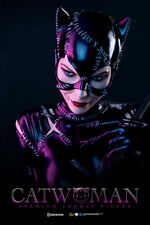 Catwoman Michelle Pfeiffer Batman Returns Sideshow Collectibles Premium Format