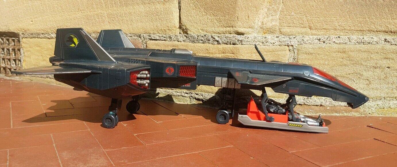 GI  Joe azione forza moderno ASCESA DEL COBRA NOTTE Raven JET con stratone VIPER  le migliori marche vendono a buon mercato