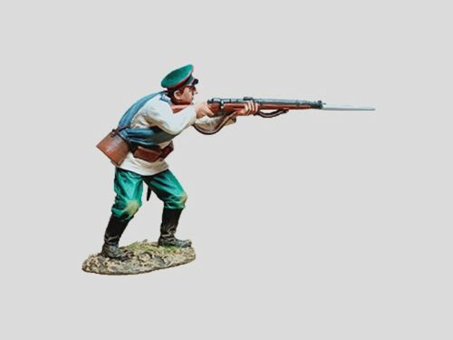 TEAM MINIATURES CHINESE BOXER REBELLION RJWR6006 RUSSIAN BENDING FIRING RIFLE